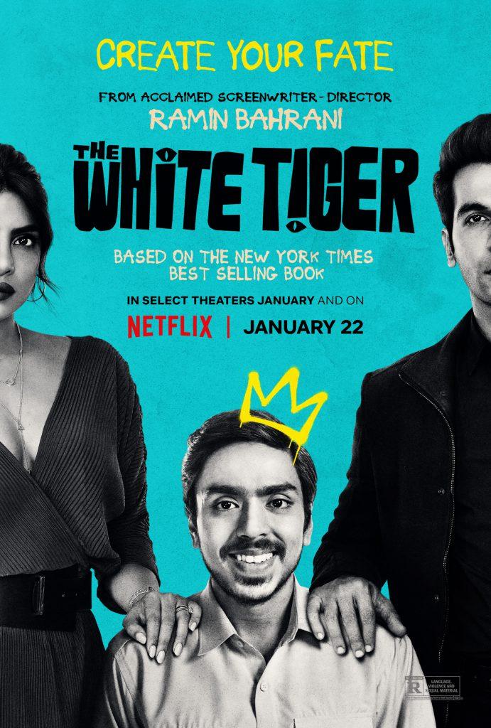 รีวิวเรื่อง THE WHITE TIGER (2020)